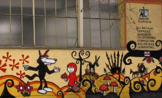 Märchen der Brüder Grimm, Hanau