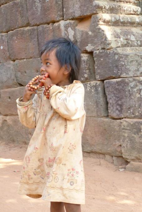 Wirbelwind in Kambodscha
