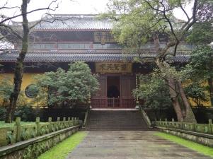 Eingang zum Lingyin Tempel