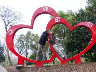 2 vereinte Herzen