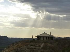 Eagles Nest bei der Vingerklip Lodge