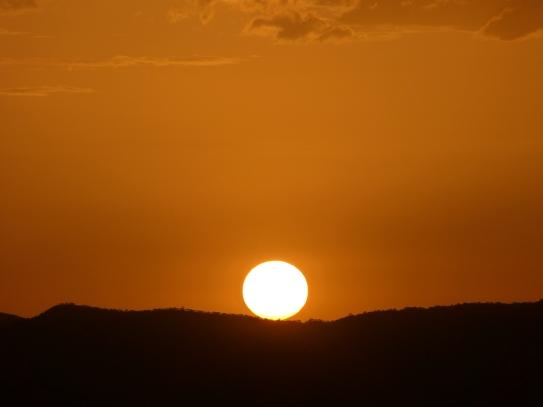 Vingerklip Sundowner