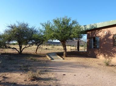 Okonjima Plains Camp