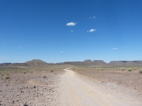 Hinter dem Kuiseb Pass