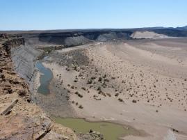 Fish River Canyon von oben