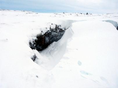 Ausgang der Höhle