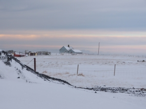 Farm beim Campingplatz