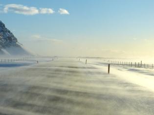 Weiterfahrt zum Skógafoss