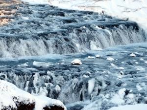 Kaskaden am Seljalandsfoss
