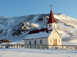 Strandkirche Reynisfjara