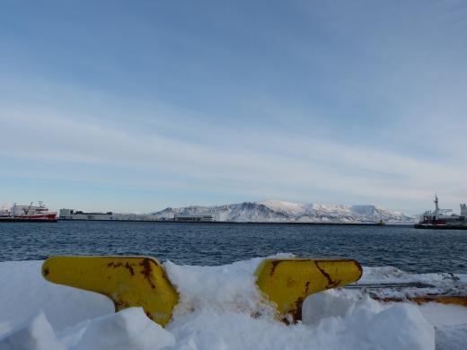 Hafen Reykjavík