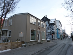 Graffiti in Reykjavík