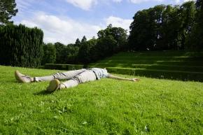 Dartington Hall Garden