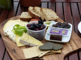 Sharpham Wine & Cheese
