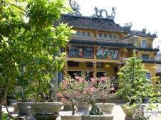 Tempel bei Hoi An