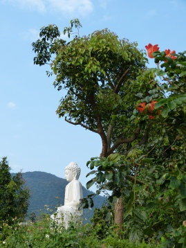 Tempel in Danang