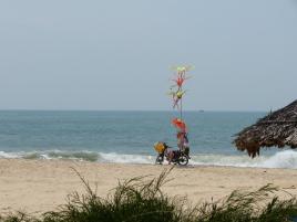Strand in Mui Ne