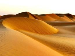 Dünen im Oman