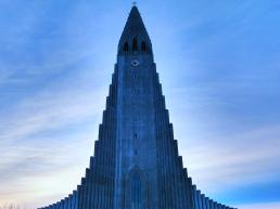 Wahrzeichen Reykjavik