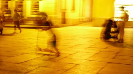 Abendstimmung in Varese