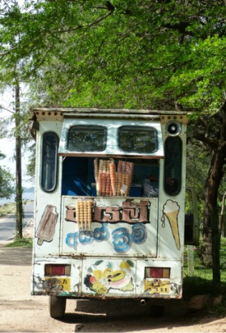 Eis Tuktuk