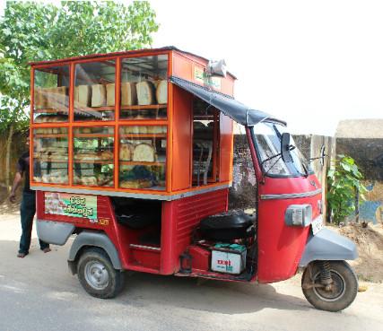 Brot Tuktuk