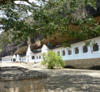 Dambulla Tempel