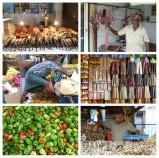Markt in Kandy