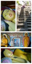Tempel auf dem Weg nach Galle