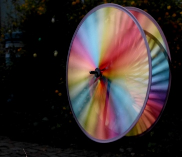 Spin me round