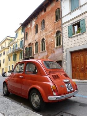 Kleiner alter Fiat