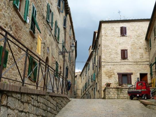 Es braut sich was zusammen über Volterra