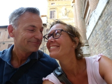 Verliebt in Siena
