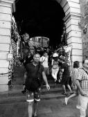 Auf dem Weg zum Piazza del Campo