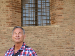 Vor dem Palazzo Ducale