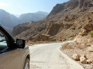 Auf der Suche nach dem Wadi