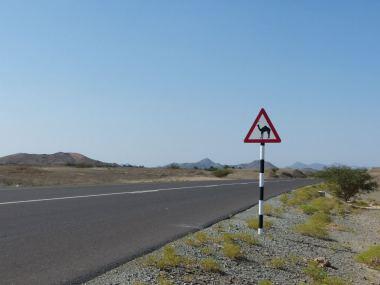 Zwischen Wüste und Gebirge