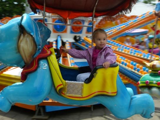 Kinderkarussel