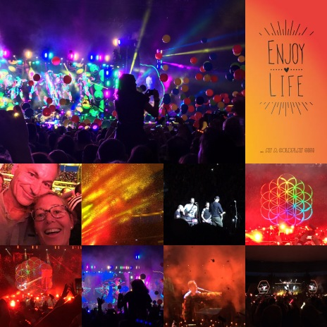 Coldplay Party