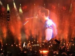 Chris am Klavier