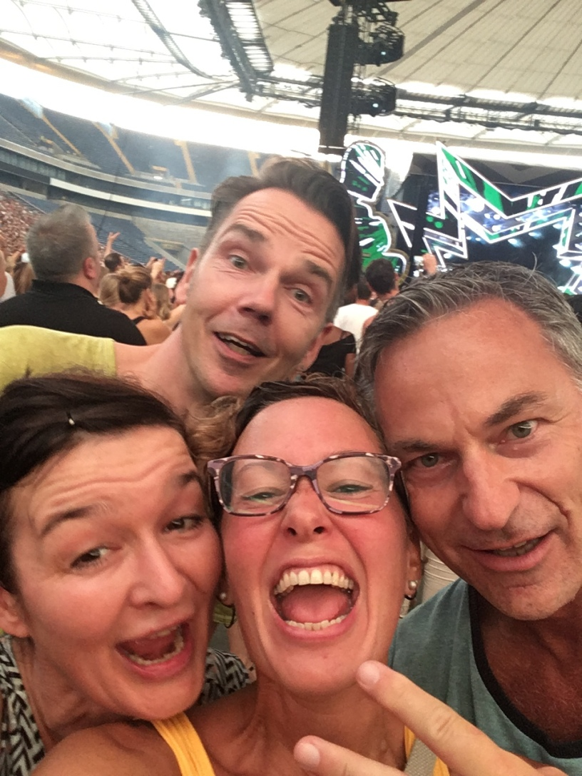 Party-Attacke :-)