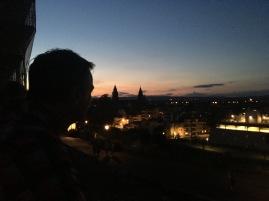 Über den Dächern von Mainz