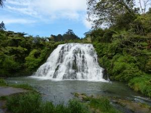 Owharoa Wasserfall