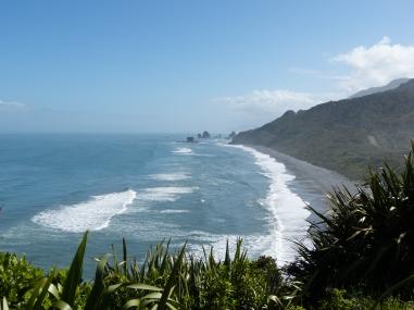 Rauhe, schöne Westküste