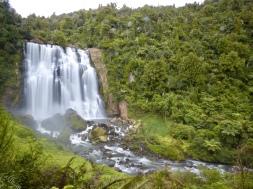 Marokopa Wasserfall