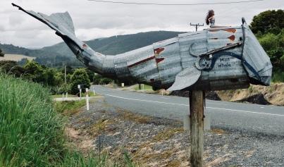 A Mail Whale