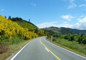 So sieht hier ein State Highway aus