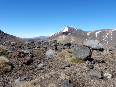 Blick auf Mount Doom