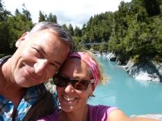 An der Hokitika Gorge
