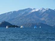 Lake Wanaka und seine Segler
